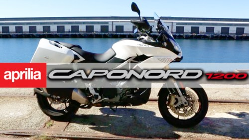 Aprilia Caponord 1200 Review