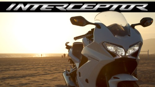 Honda Interceptor Review