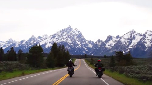 Wyoming - Ducati Backyard Adv