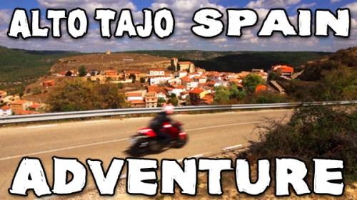 Alto Tajo Spain Adventure