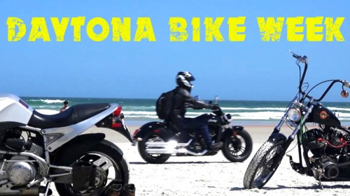 Daytona Bike Week / Indian Scout Sixty