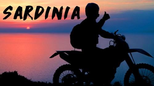 Iglesias/Sardinia - Husqvarna FE350 - MotoGeo Adventures