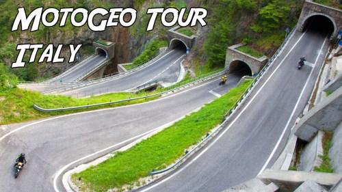 Italy MotoGeo Scrambler Tour