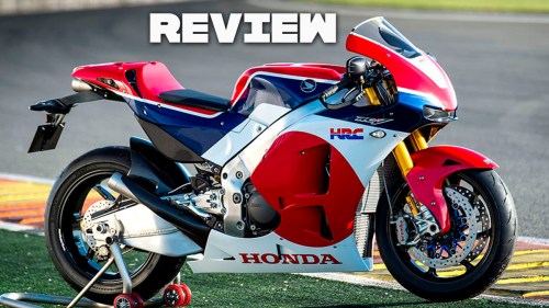 RC213V-S Review