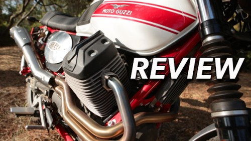 Moto Guzzi V7 Stornello / MotoGeo Review