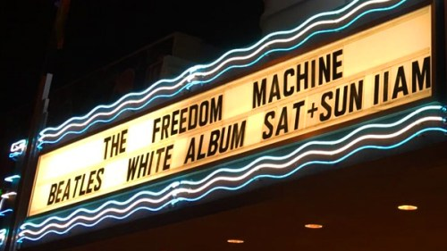 The Freedom Machine Premiere