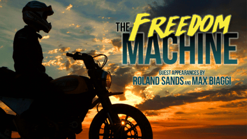 The Freedom Machine Movie!