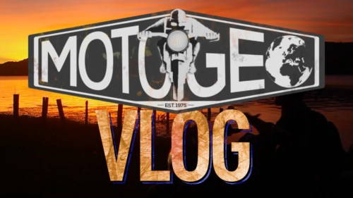 MotoGeo Vlog #1
