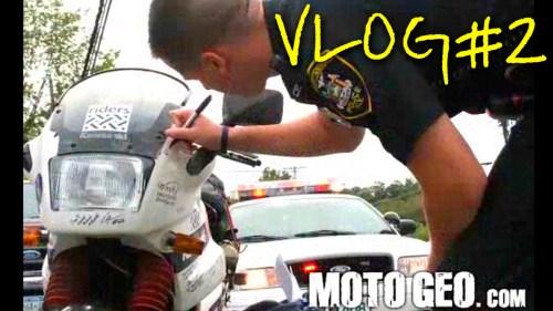 MotoGeo Vlog #2