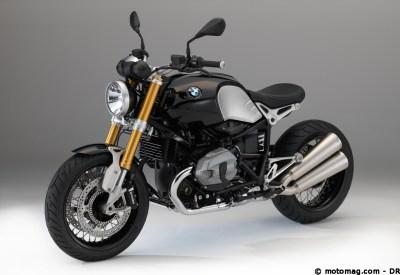 Nouveauté 2014 : BMW R nineT, roadster à dévorer ! - Moto Magazine - leader de l'actualité de la ...