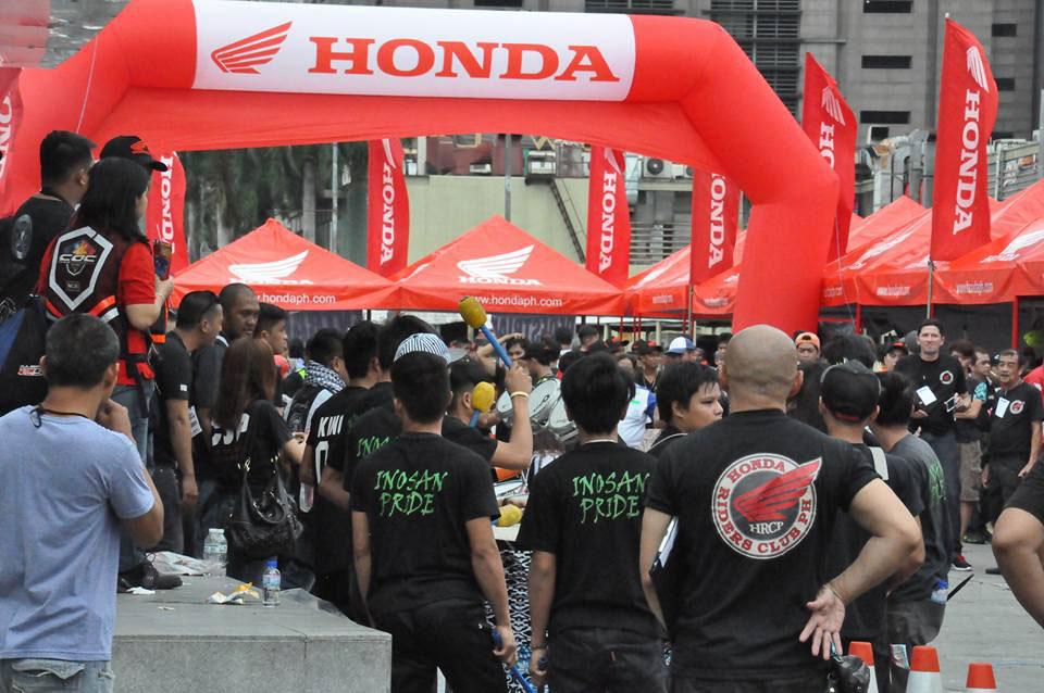 Honda Riders Convention 2016