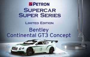 Petron Supercar Super Series Limited Edition Promo