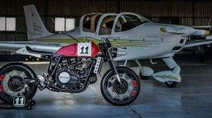 Honda VF 750 Cafe Racer Maximum