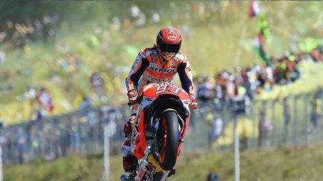 Marc Marquez Inching Closer To The World Championship