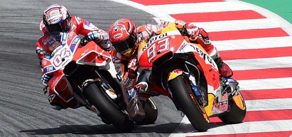 Marquez or Dovizioso for the MotoGP Title