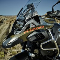 New BMW R 1200 GS Adventure 2014!