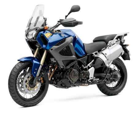 Anyone that likes the Ténéré's styling but thinks the BMW GS is ugly, well that's just the pot calling the kettle black, mister!