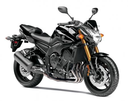 Yamaha's FZ8 will come to the U.S. in December. What do we call it, a mid-heavyweight? Unlike in Europe, there will be no ABS available for U.S. consumers. This helps it achieve its reasonable price of $8,490.