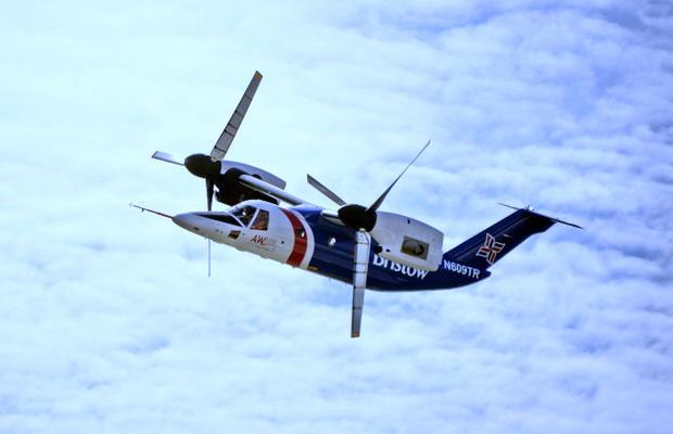 convertiplano AgustaWestland