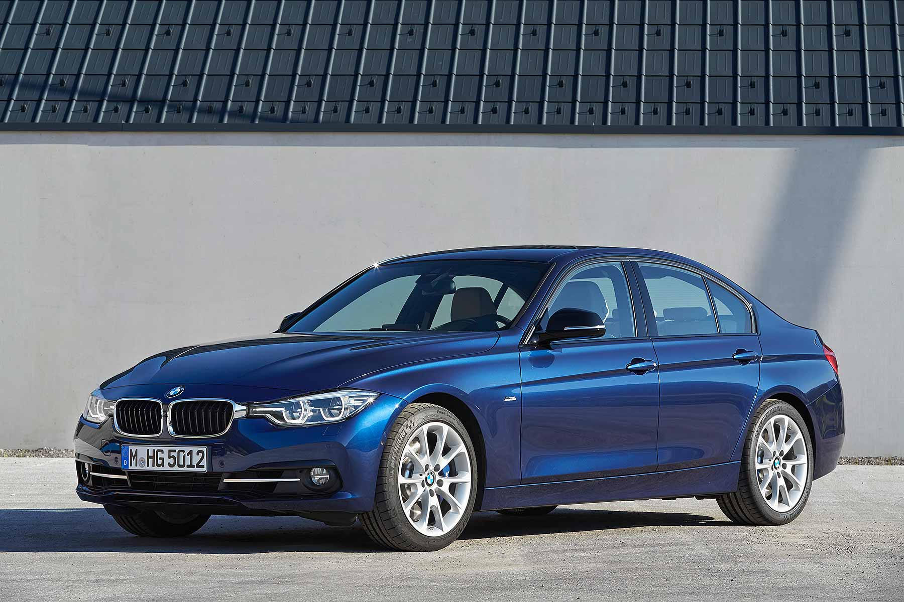 Unique BMW Responds To The Jaguar XE39s Challenge With A Revised 3