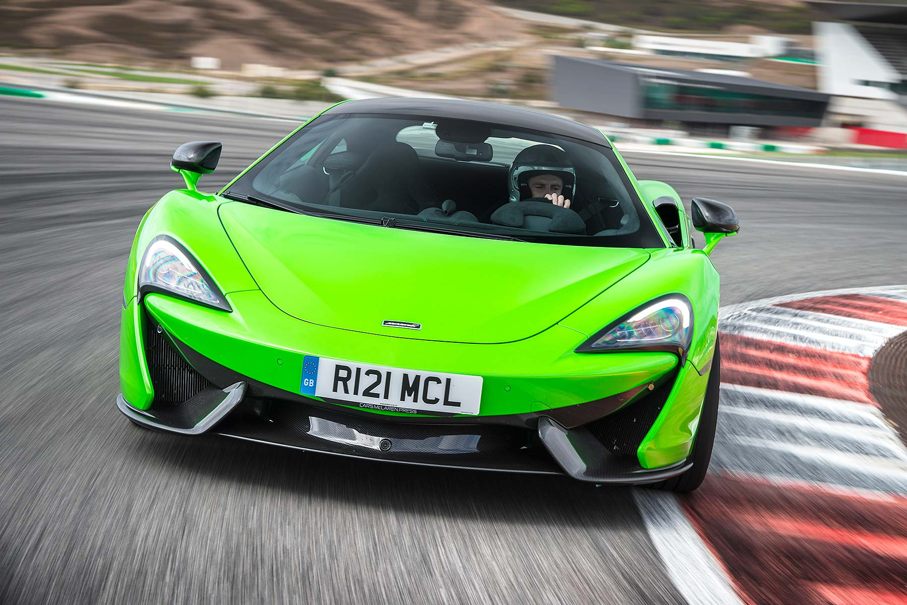 Brilliant McLaren 570S Review 2015 First Drive  Motoring Research