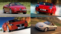 Sporty spice: these sports cars could be yours for £10,000