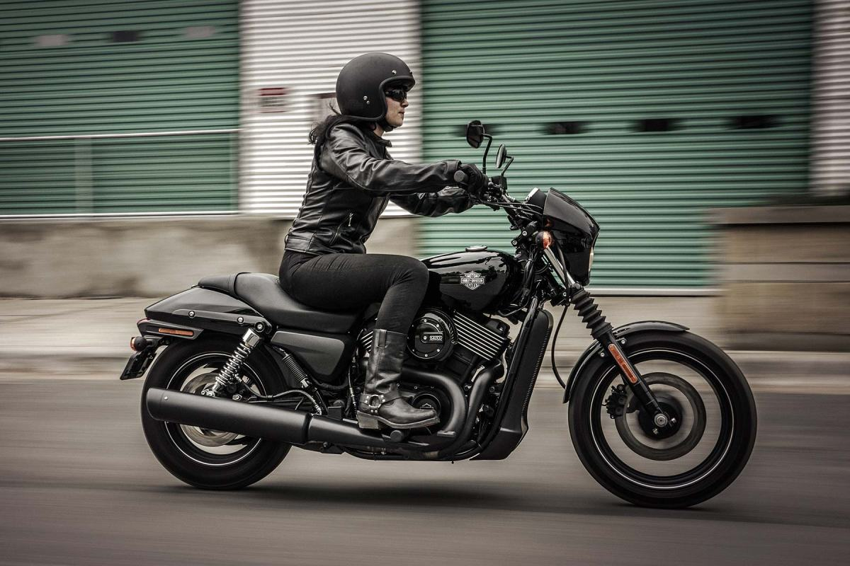 How to buy a Harley-Davidson for £75 a month