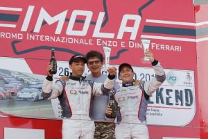 Citroen C3 Max Imola podio_3
