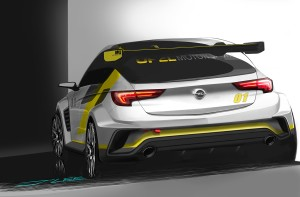 New Astra TCR