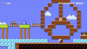 """""""Super Mario Maker"""" und der Mercedes-Benz GLA  //  """"Super Mario"""