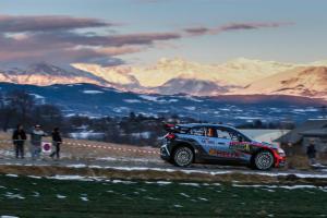 Thierry Neuville - 2016 Rallye Monte-Carlo Shakedown