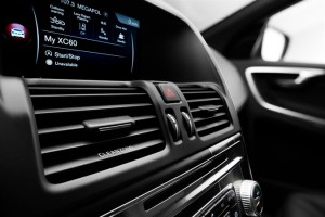 CleanZone in the Volvo XC60