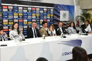 Conferenza stampa Dacia Family Project