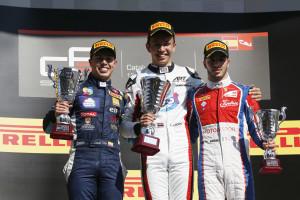 Circuit de Catalunya, Barcelona, Spain.  Sunday 15 May 2016. World Copyright: Sam Bloxham/LAT Photographic ref: Digital Image _R6T9497