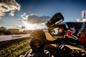Silk Way Rally Tappa 3 - 5