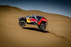 Silk Way Rally Tappa 9 -5
