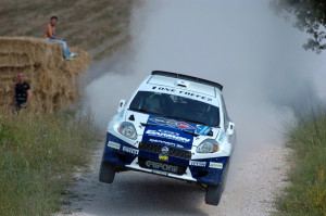 Rally dell' Adriatico, Fano 23 06 2007