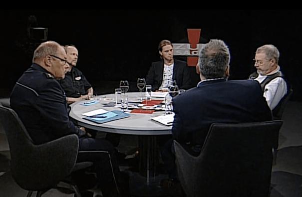 Zur Sache im Rhein Neckar Fernsehen: Diskussion auch zum Thema Motorradlärm