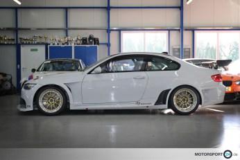 BMW M3 E92 Clubsport
