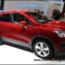 PARÍS 2012: Así es el Chevrolet Trax, próximamente en el Mercosur.