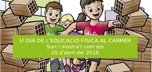 Dia de l'Educació Física al Carrer (DEFC)
