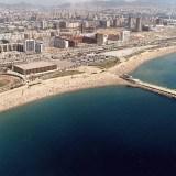 Itineraris marins de natació en aigües obertes a Barcelona