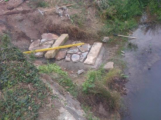 Descente rivière moulin de l'Orière