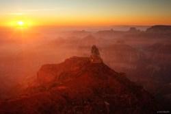 Small Of Sunrise Grand Canyon