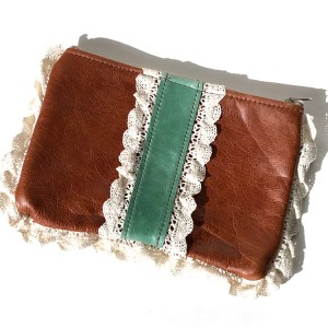 Country Charm Clutch