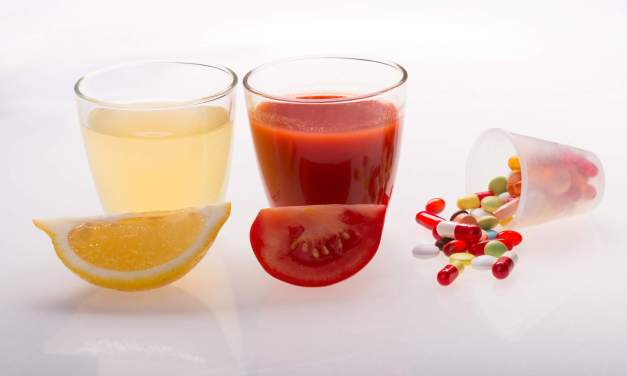 Fruit Juices Can Affect Your Medications
