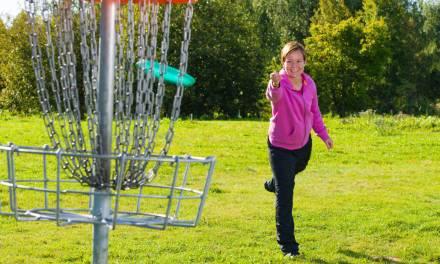Peregrine Disc Golf Course