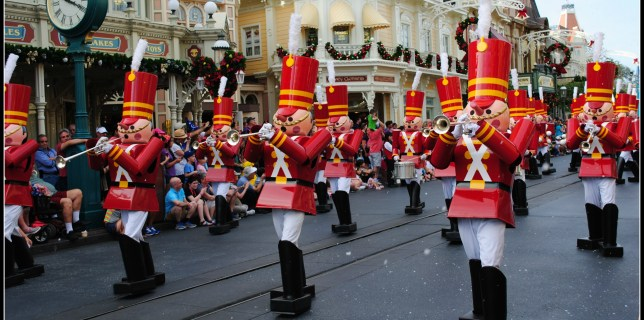 While a beautiful time to go, the time between Christmas and New Years is a very expensive time to visit Walt Disney World.