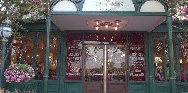 Practice your French with the wait staff and relax in this French Café atmosphere.