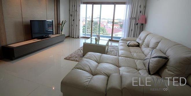 Luxury apartment phnom penh